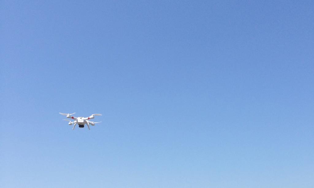 Drones and Sugar Beet: Case Study. Photo credit: Petiole